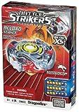 Mega Bloks Magnext Battle Strikers Metal XS  Striker - Dragonfire