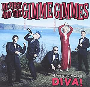 Are We Not Men?We Are Diva!