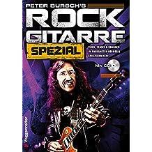 Rock Gitarre Spezial für Aufsteiger, m. CD-Audio.