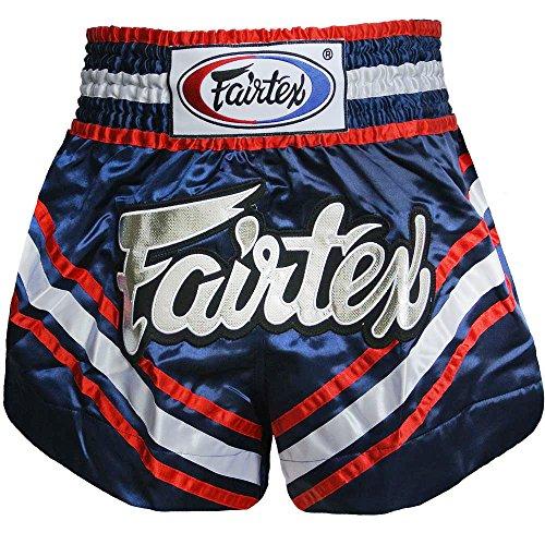 FAIRTEX BOXING SHORTS BS0639  S M L XL MY FORTUNE SATIN GENUINE MMA MUAY THAI