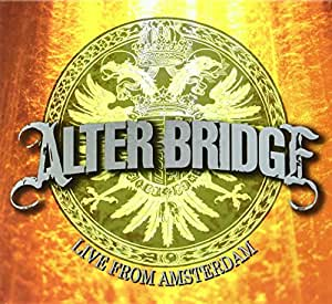 Alter Bridge Live from Amsterd [Import allemand]
