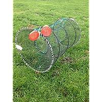 K/öderfischreuse 50x120 cm Aalreuse Krebsreuse Fischreuse Nr.53 Fischreuse mit Maschenweite 15 mm