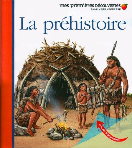 La préhistoire par Collectif