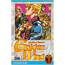 Jojo's bizarre adventure - Golden Wind Vol.3