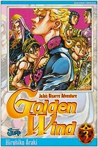 Golden Wind - Jojo's Bizarre Adventure Saison 5 Edition simple Tome 3