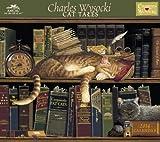 2014 Cat Tales By Charles Wysocki Wall Calendar by MOSAIC LICENSING (2013-08-01)