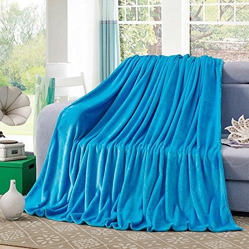 shinemoon alle Season Collection Farbe Thermo-Flanell Fleece Groß Full/Queen Size leicht Betten Sofa Decken und Blatt Gartenstuhl Abdeckhülle - Queen-size-sofa-betten