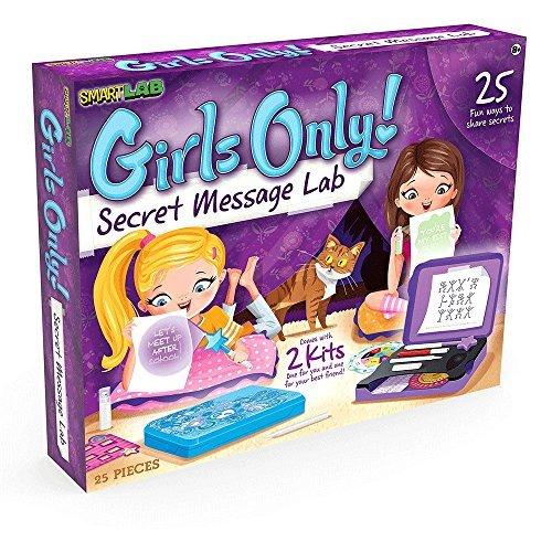 Secret Message Lab by SmartLab ()