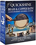 Quickshine Brass and Copper Bath