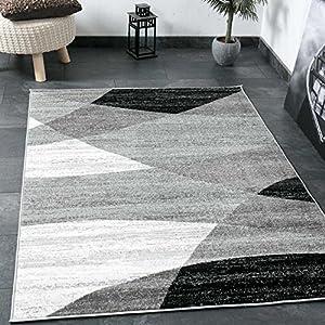 Teppiche Wohnzimmer Grau Weiss günstig online kaufen | Dein Möbelhaus