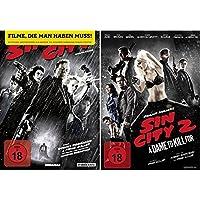 Sin City 1+2 dvd Set I&II bundle Fsk 18