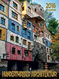 Large Hundertwasser Architecture Calendar 2016 (Internationale Version)