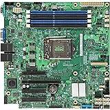 Intel S1200V3RPS - Server- / Workstation-Mainboards (Server, Intel, DDR3-SDRAM, Intel C224, Socket H3 (LGA 1150), SATA)