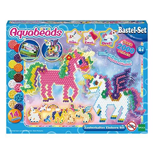 Aquabeads 31888 Einhornset, Multi