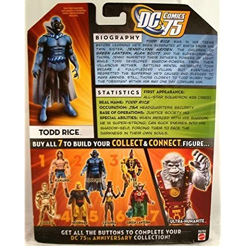 DC Universe Classics Series 14 Exclusive Action Figure Todd Rice Build Ultra Humanite Piece! by DC Comics
