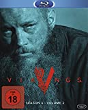 DVD Cover 'Vikings - Season 4.2 [Blu-ray]