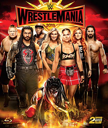 WWE: WrestleMania 35 (Blu-ray) - Wwe-wrestlemania
