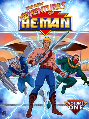 New Adventures of He-Man 1 [Import USA Zone 1]