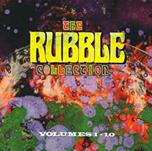 The Rubble Collection Vol.1-10