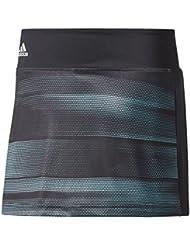 adidas G Adv. Tr Skir Falda Tenis, Niñas, Negro, 164