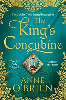 The King's Concubine by [O'Brien, Anne]