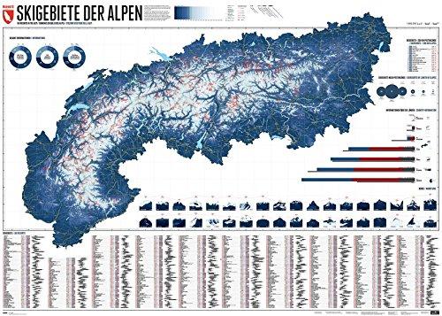 630 Skigebiete der Alpen: Edition 4
