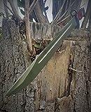 Baionetta russa AK-47 (AK47) CCCP - baionetta classica militare - coltello da combattimento/da caccia - 51cm