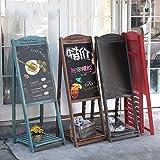XBR das café _ holz blumenladen senkrechte tafel tafel tafel frame art coffee shop bestellen,roter kreide,highlighter pen