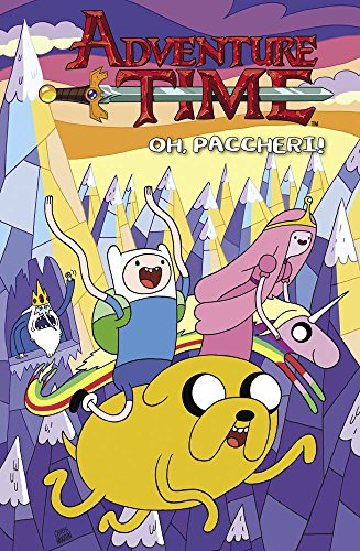 scaricare ebook gratis Adventure time. Oh, paccheri!: 10 PDF Epub