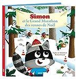 Simon et le grand marathon des rennes de Noël