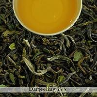 First Flush Darjeeling Tea 100gm (3.52oz) Premium, Organic Loose Leaf Black Tea (Oolong) of Spring | Darjeeling Tea Boutique