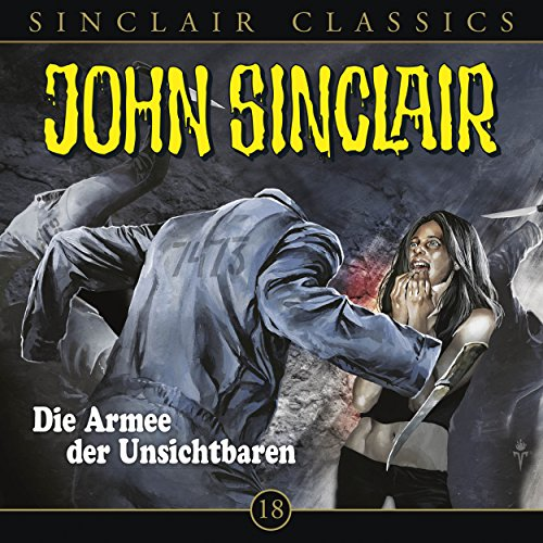 Classics, Folge 18: Die Armee der Unsichtbaren - Classic Arme