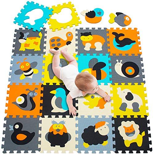 Puzzle Play Mat -espuma