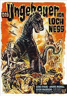 Das Ungeheuer von Loch Ness [Limitiert auf 80 Exemplare], Kleine Hartbox, Cover A
