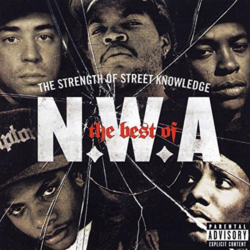 Best of: the Strength of Street Knowledge (Nwa-cd)