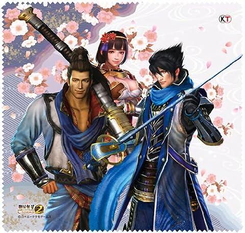 Samurai Warriors Chronicle 2nd croix de nettoyage Todo Takatora &