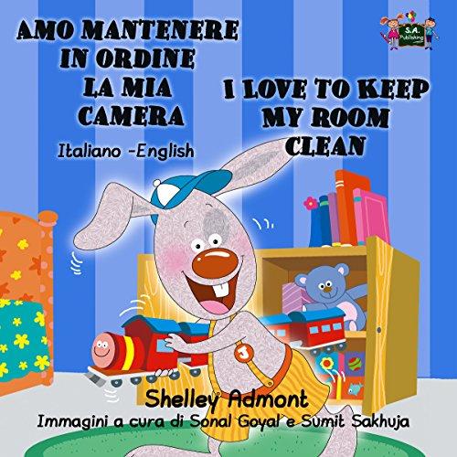 Ebook Amo Mantenere In Ordine La Mia Camera I Love To Keep My Room