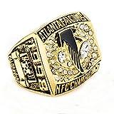 Budazo Die 1998 Falcons Ringe Meisterschaft Ringe für Herren,Größe 67(21.3)