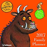 2017 Gruffalo Family Planner - teNeues Grid Calendar - 30 x 30 cm