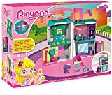 Pinypon 700012914 - Mini Poupée - Coffret Clinique Vétérinaire + 2 Figurines