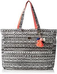OXBOW j1faja Einkaufstasche von Strand Leinwand Damen One size