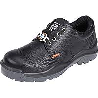 ACME Storm Leather Safety Shoes Black (Size - ACME007_38)