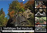 Vielfältiges Bad Harzburg (Wandkalender 2017 DIN A3 quer): Bad Harzburg: DieLuchsstadt an der Radau (Monatskalender, 14 Seiten) (CALVENDO Orte)