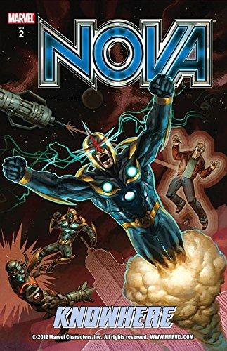 Nova Vol. 2: Knowhere (Nova (Marvel)) (English Edition)