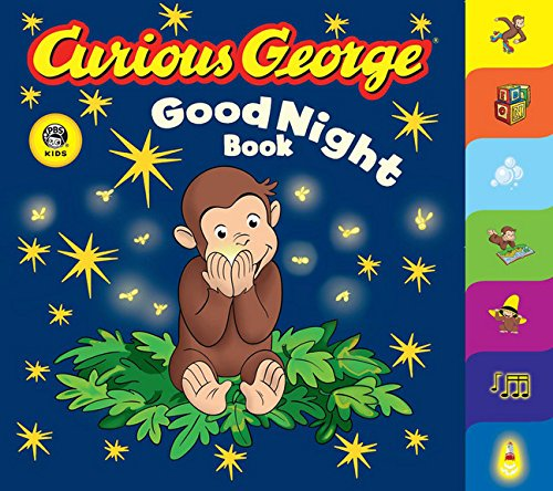 Curious George Good Night Book
