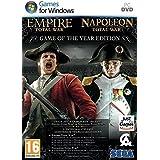 Total War: Empire + Total War: Napoleon - Édition Jeu De L'Année [Importación Francesa]