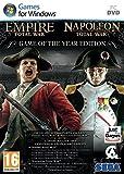 Total War : Empire + Total War : Napoleon - édition jeu de l'année (4 DVDs)