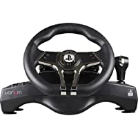 Official Sony PlayStation Licensed Hurricane Steering Wheel (PS4 / PS3) [import anglais]