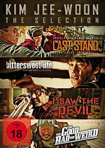 Kim Jee-Woon Selection : The Last Stand - Bittersweet Life - I Saw The Devil - The Good, The Bad, The Weird (4DVD)