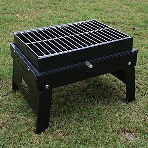 Kebab Grill Camping / Klappbaren Tragbare Kohlegrill Im Freien Holzkohlegrill Grill-Box